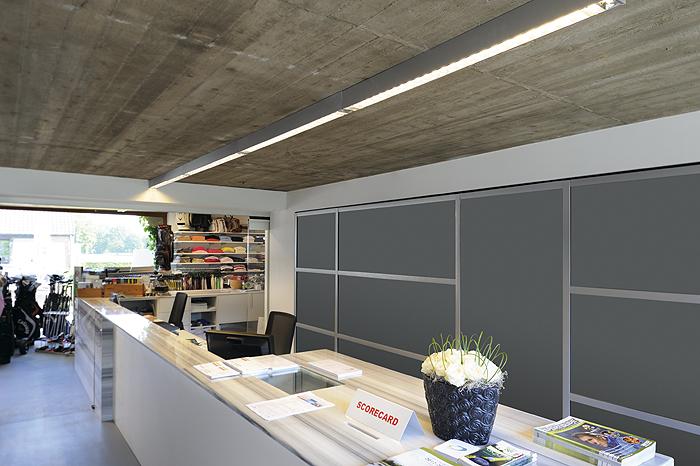 b robeleuchtung gesunde arbeitsplatzbeleuchtung schrack technik. Black Bedroom Furniture Sets. Home Design Ideas