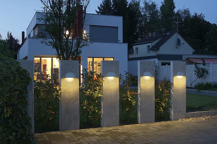 Gartenbeleuchtung - Schrack Technik