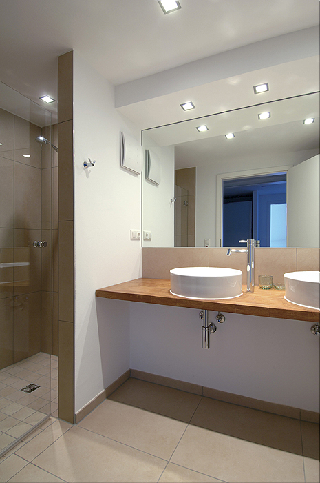 badleuchten - badezimmerbeleuchtung - schrack technik, Badezimmer