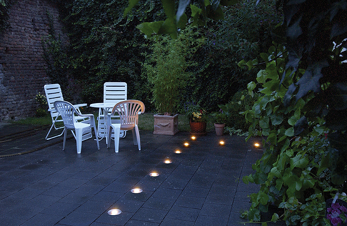 Led Strahler Garten war nett design für ihr wohnideen