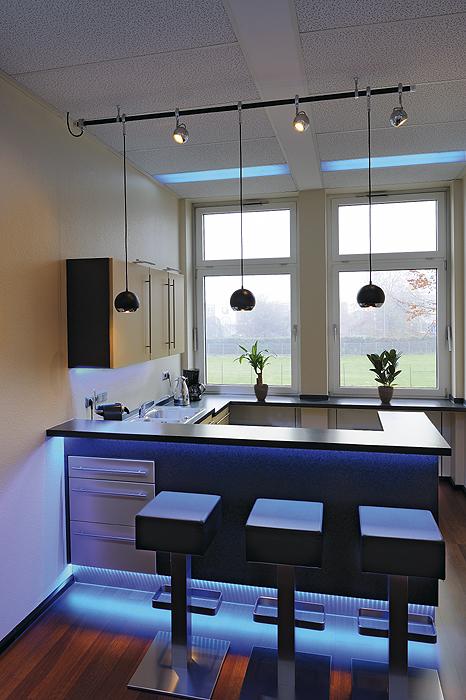 Küchenbeleuchtung Spots ~ led leuchten led spots, led leuchtmittel und vieles mehr schrack technik
